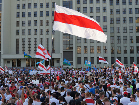 Ensure 'full respect' for workers' rights during protests, ILO urges President Lukashenko