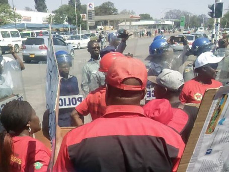 Abductions targeting workers' rights defenders in Zimbabwe