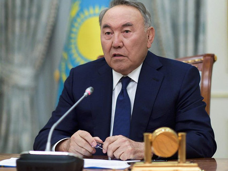 Kazakhstan's Leader Resigns - Now Is a Chance to Guarantee the Citizens Their Rights