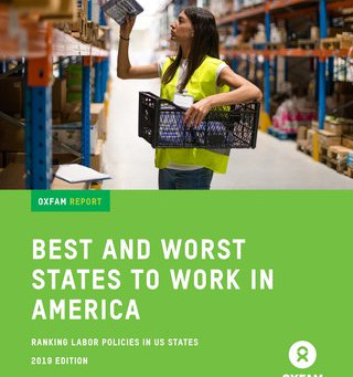 U.S.: The 10 Worst States For Workers Are 'Right To Work', While The 10 Best Are Not