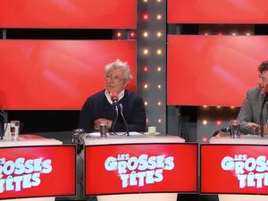 """Michel Boujenah dans""""Les Grosses Têtes"""" Venez visionner le replay de ce mardi 11 juin !"""
