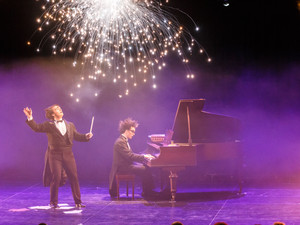 Quand magie et musique classique se mêlent ...
