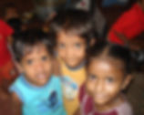 Children of church planters in India