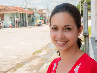Read how this young Cuban student took part in a huge harvest for Christ