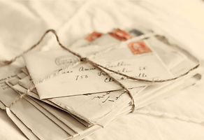 Letters to be mailed