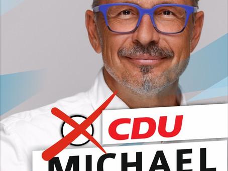 Neue Druckprodukte für den Landtagsabgeordneten Michael Ludwig (CDU)