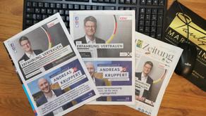 Anzeigengestaltung CDU - Tautges Marketing