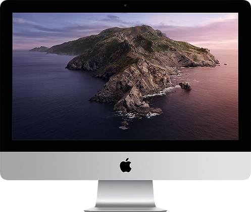 iMac 21.5 inch 3.0GHz 6-Core Processor 1TB Retina 4K Display