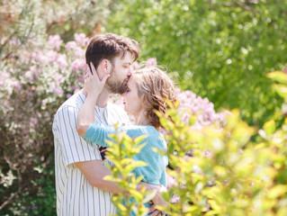 Marie + Daniel Engagement