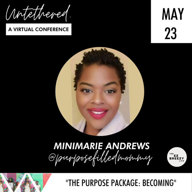 Founder | Purpose Filled Mommy with Minimarie