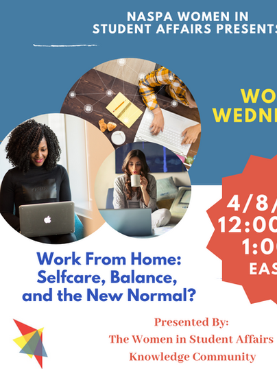 Womxn Wednesdays: Remote Work