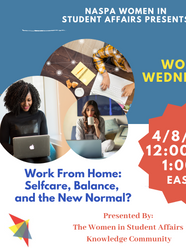 Womxn Wednesdays: Remote Work