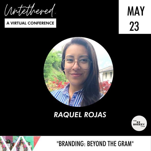 Raquel Rojas | Digital Marketing Consultant