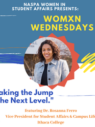 Womxn Wednesdays: Making the Jump to the Next Level