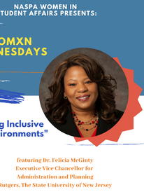 Womxn Wednesdays featuring Dr. Felicia McGinty