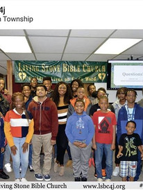 College Prep at Living Stone Bible Church!