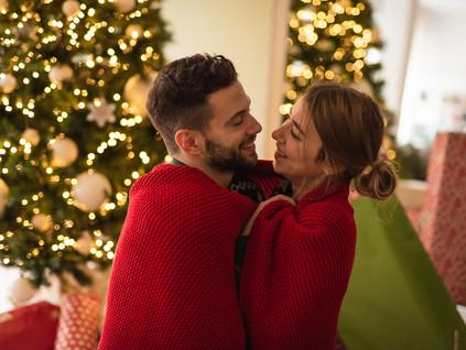 Il Natale 2020 di Beatrice e Fabio 🎄 servizio fotografico a domicilio_Milano/Monza