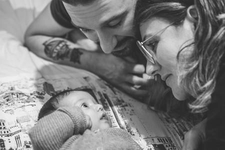 famiglia-neonato-casa