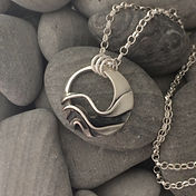 Round Ripples Necklace