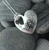A Pendant Inspired by The Chelsea Flower Show