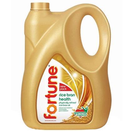 Fortune Rice Bran Health Rice Bran Oil 5L