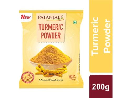 Patanjali turmaric powder 200gm