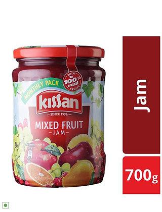 Kisan Mix Fruit Jam 700g
