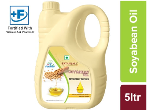 Soyabean cooking oil 5 LTR