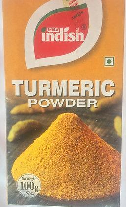 bhola indish haldi powder 100 g pack