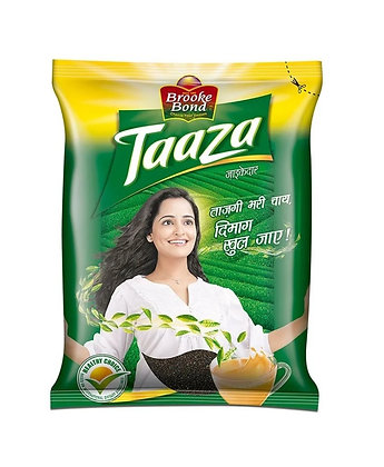 Brook Bond Taaza Tea 250gm