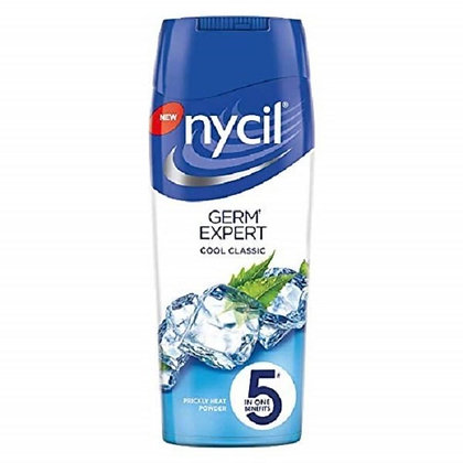 Nycil Germ Expert Cool Classic + Nycil Herbal 150g+50g Free
