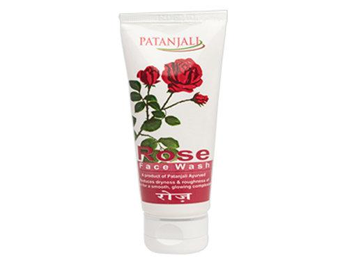 Patanjali rose face wash 60 gm