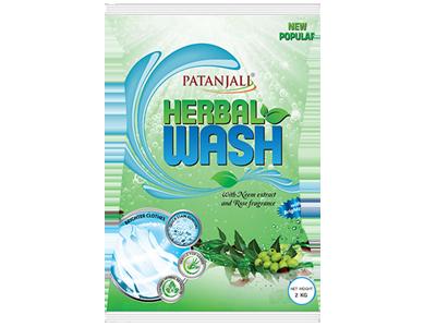 HERBAL WASH DETERGENT POWDER 2 KG