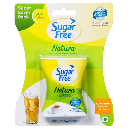 Sugar Free Natura 5gm pack