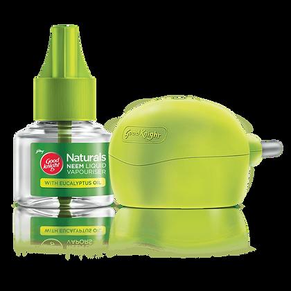 Goodknight Naturals Neem Liquid Vapouriser Combo Pack