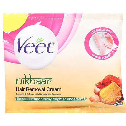 Veet Nikhaar Hair Removal Cream 15 gm