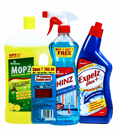 Reliance Clean Combo B Pack