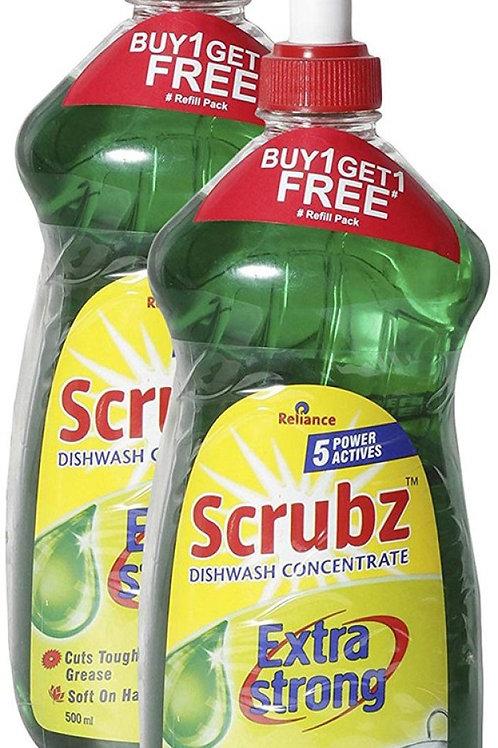 Reliance scrubz 500 ml + 500 ml