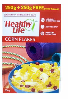 Healthy Life Corn Flakes 250gm