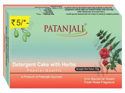 DETERGENT CAKE POPULAR 100 GM