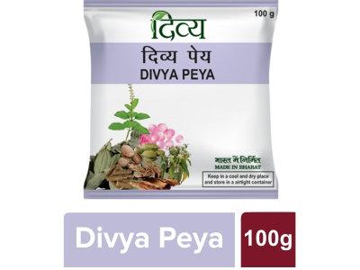 DIVYA PEYA 100 GM [ green tea ]