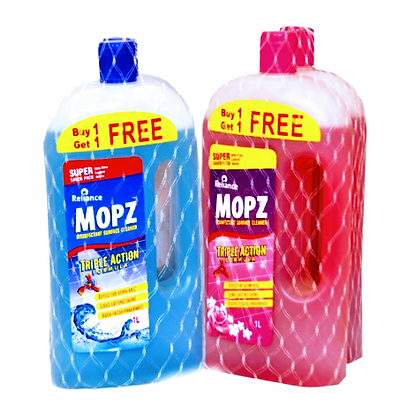 Reliance Disinfection Surface Cleaner 4 liter Combo Pack