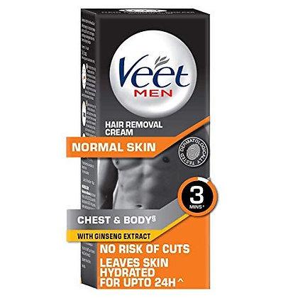Veet Men Hair Removal Cream - Normal Skin 25gm