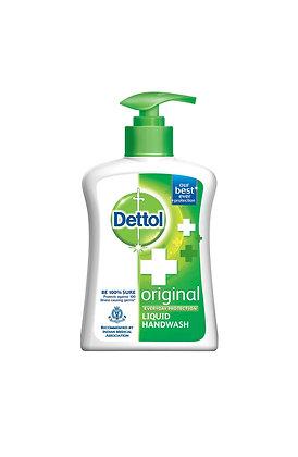 Dettol Original Germ Protection Hanwash Pump 200ml