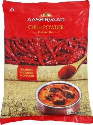Aashirvaad Chilli Powder  (200 g)