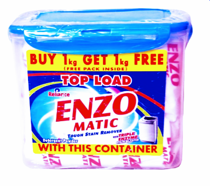Reliance Enzo Matic Detergent Powder 1Kg