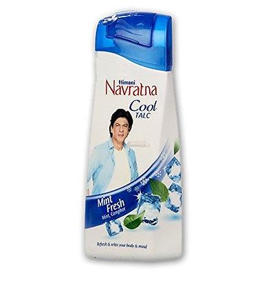 Navratna Cool Talc Mint Fresh, 50g