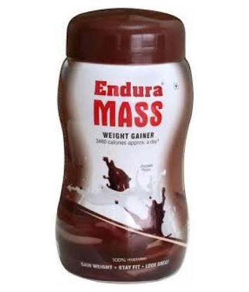 Endura Mass waight gainer 500 Gm