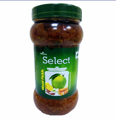 Reliance Select Mix Pickle 1Kg