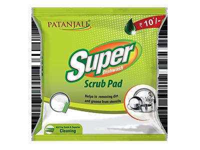 SUPER SCRUB PAD 10 GM